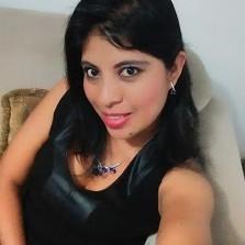 Shirley Geraldine Duque Roque 🇵🇪
